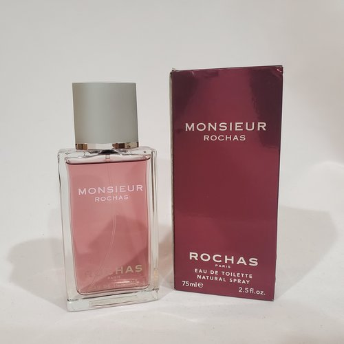 Monsieur Rochas 2.5 oz EDT for men