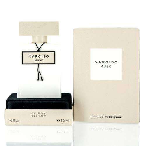 Narciso Musc by Narciso Rodriguez 1.6 oz oil Parfum for unbox