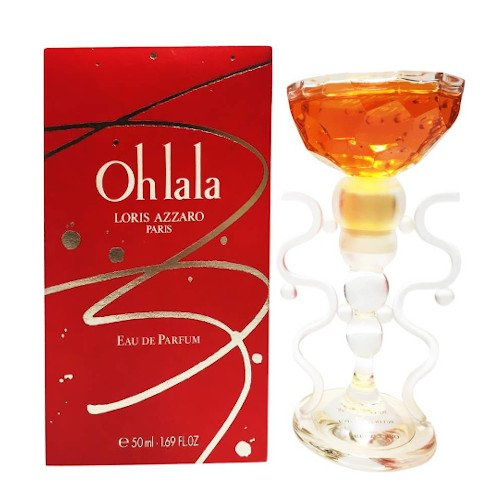Oh La La by Azzaro 1.7 oz EDP splash for women