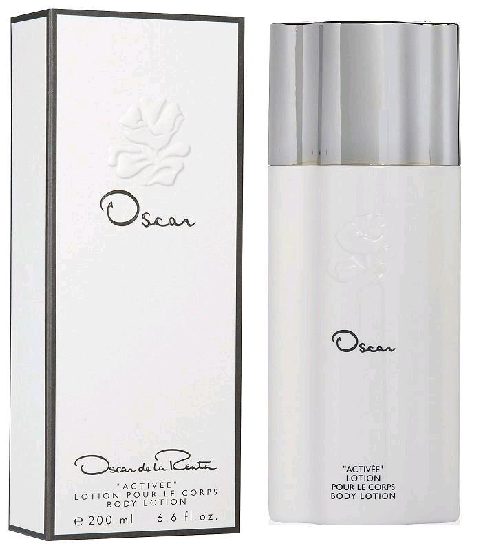Dejlig Oscar by Oscar De La Renta 6.6 oz Activee Perfumed Body Lotion, Om CG-43
