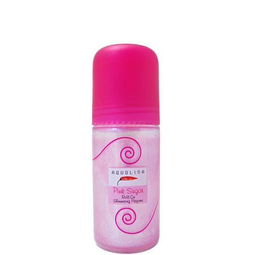 Pink Sugar by Aquolina 1.7 oz Roll-On Shimmering Perfume