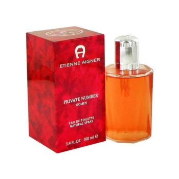 Private Number by Etienne Aigner 3.4 oz EDT for women