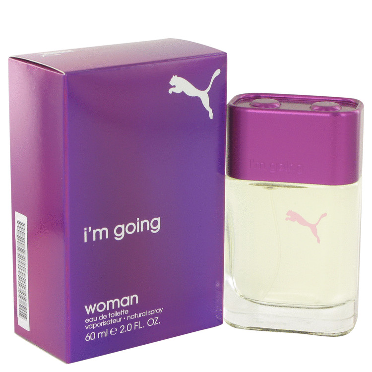 Puma I'm Going by Puma 2 oz EDT for women