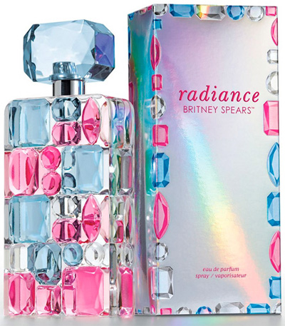 Radiance by Britney Spears 3.3 oz EDP unbox for women