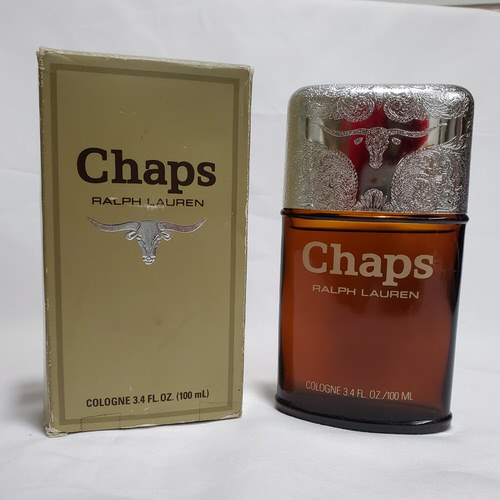 Chaps by Ralph Lauren 3.4 oz cologne splash for men