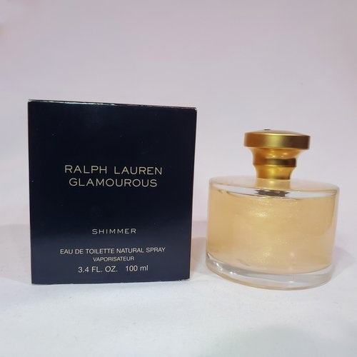 Ralph Lauren Glamourous Shimmer 3.4 oz EDT for women