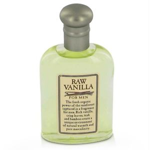 Raw Vanilla by Coty 0.5 oz Cologne splash unbox for men
