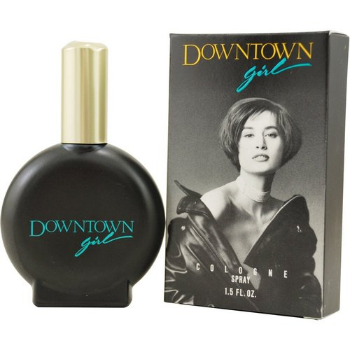 Downtown Girl by Revlon 1.5 oz cologne spray for women