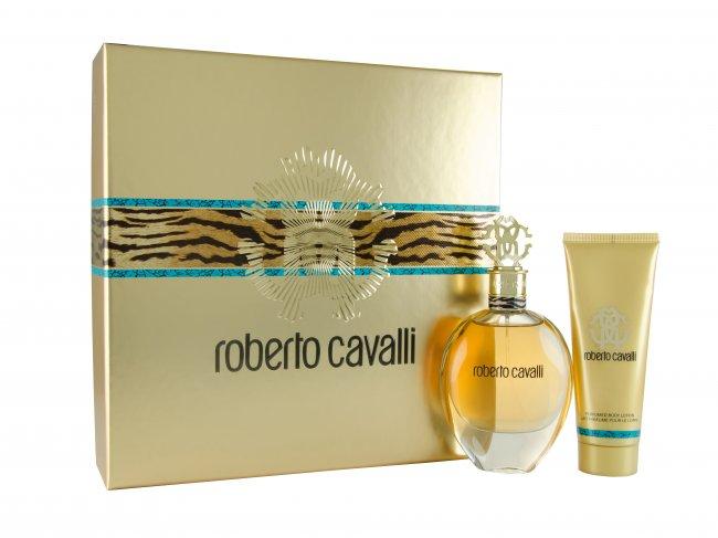 roberto cavalli eau de parfum 2 pc gift set for women om. Black Bedroom Furniture Sets. Home Design Ideas