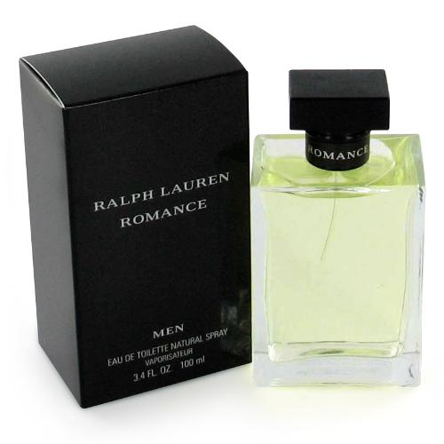 Romance by Ralph Lauren 3.4 oz EDT for men