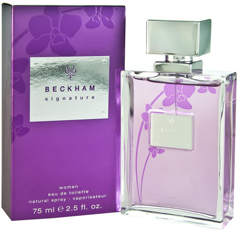 Beckham Signature by David Beckham 1 oz EDT for women