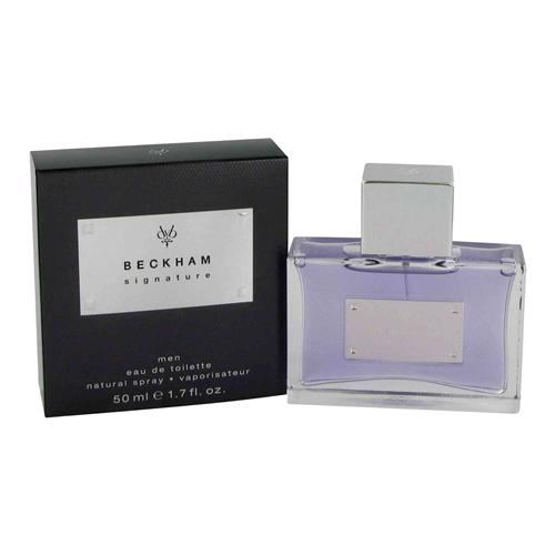Beckham Signature by David Beckham 2.5 oz EDT for men