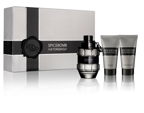 Spicebomb by Viktor & Rolf 3 Pc Gift Set for men