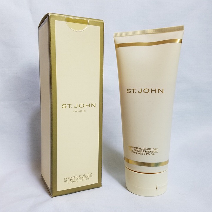 St John Signature 6 oz Essential Pearl Shower Gel