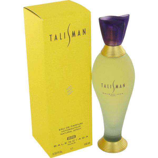 Talisman by Balenciaga 3.3 oz EDP unbox for women