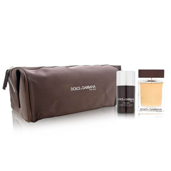 The One by Dolce & Gabbana 3 Pc Gift Set for men