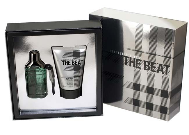The Beat by Burberry 2 Pc Gift Set for men