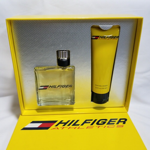 Tommy Hilfiger Athletics cologne 2 piece gift set for men