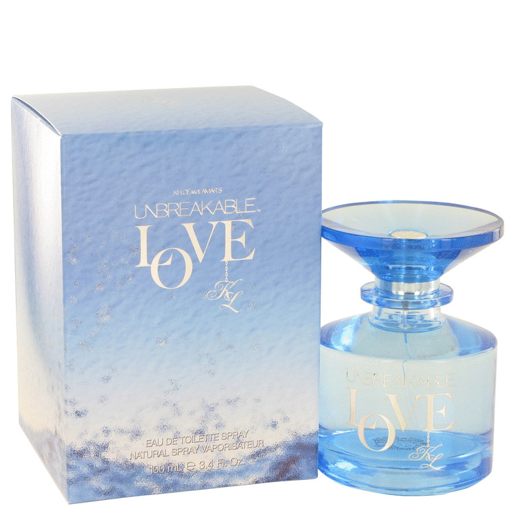 Unbreakable Love by Khloe and Lamar 3.4 oz EDT