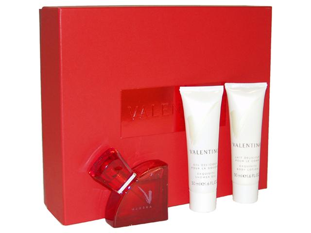 Valentino V Absolu by Valentino 3 Pc Gift Set for women