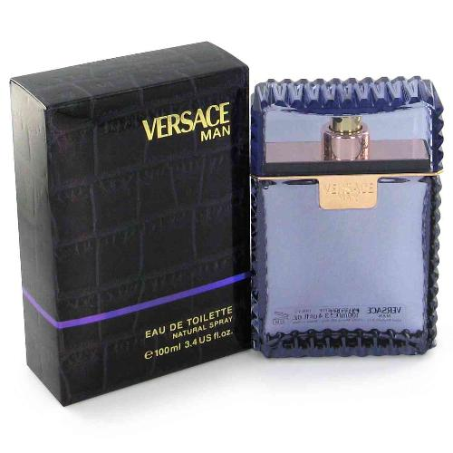 Versace Man by Gianni Versace 3.4 oz EDT for Men