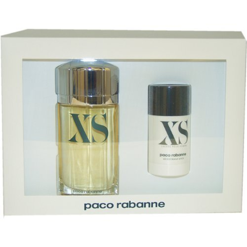 Xs by Paco Rabanne 2 Pc Gift Set for men