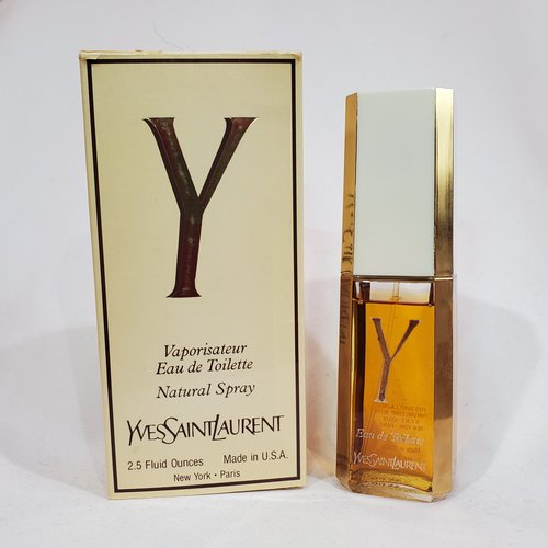 Y by Yves Saint Laurent 2.5 oz EDT for Women