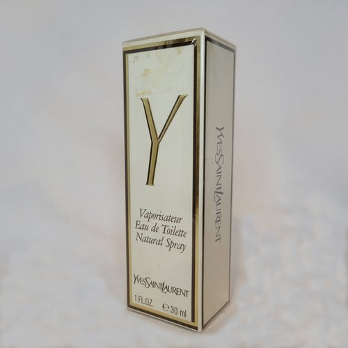 Y vintage by Yves Saint Laurent 1 oz EDT for women