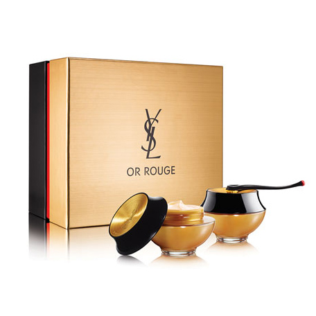 Yves Saint Laurent Or Rouge Gift set with Face & Eye Cream