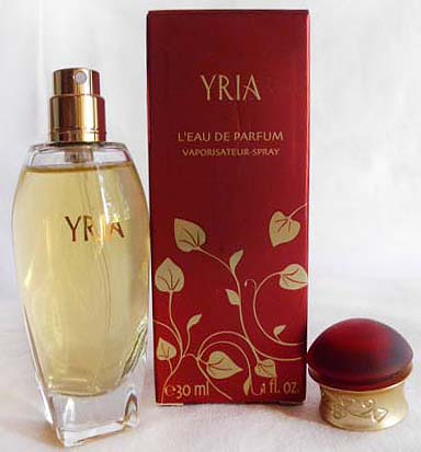 Yria by Yves Rocher 3.4 oz EDP for women