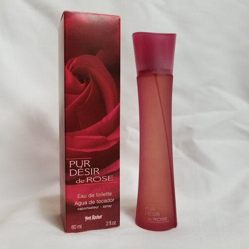 Yves Rocher Pur Desir de Rose 2 oz EDT for women