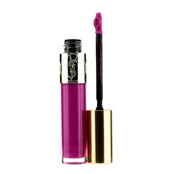 Yves Saint Laurent Gloss Volupte - # 49 Terriblement Fuchsia