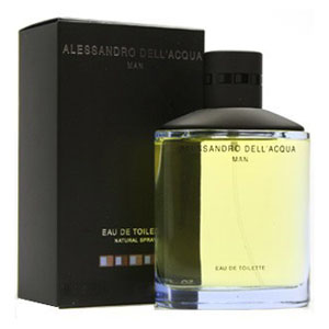 Alessandro Dell Acqua Man 1.7 oz EDT for men