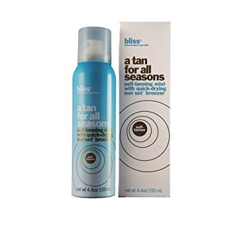 Bliss A Tan For All Seasons, 4.4 oz / 150 ml