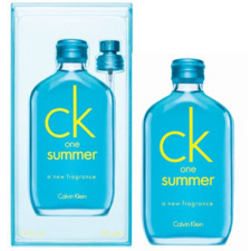 CK One Summer 2008 by Calvin Klein 3.4 oz EDT for men & women
