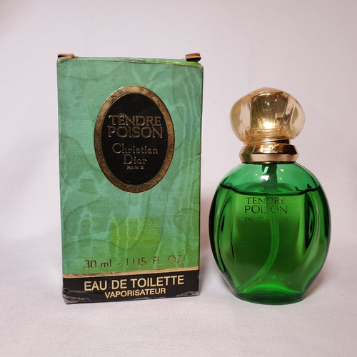 Tendre Poison by Christian Dior 1 oz EDT for women