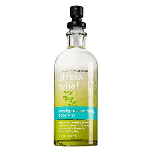 Bath & Body Works Aromatherapy Eucalyptus Spearmint Body Mist