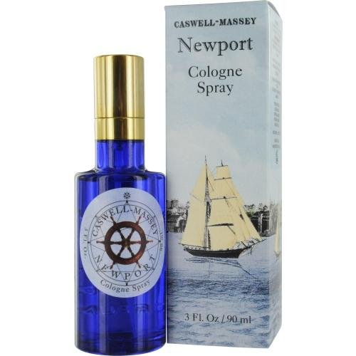 Newport by Caswell Massey 3 oz cologne unbox for men and women