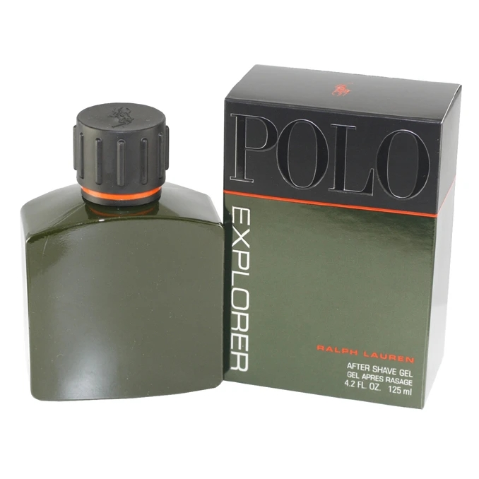 Polo Explorer by Ralph Lauren 4.2 oz after shave gel