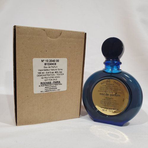 Byzance by Rochas 3.4 oz EDP tester for women