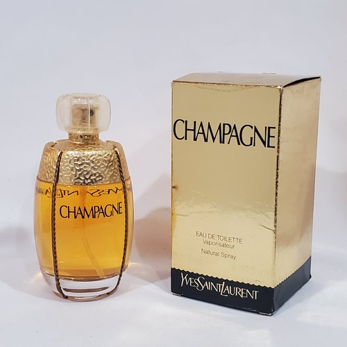Champagne by Yves Saint Laurent 3.3 oz EDT for women