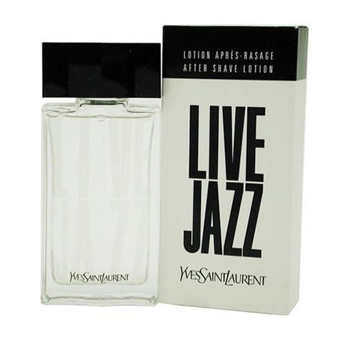 Live Jazz by Yves Saint Laurent 1.6 oz after shave lotion unbox
